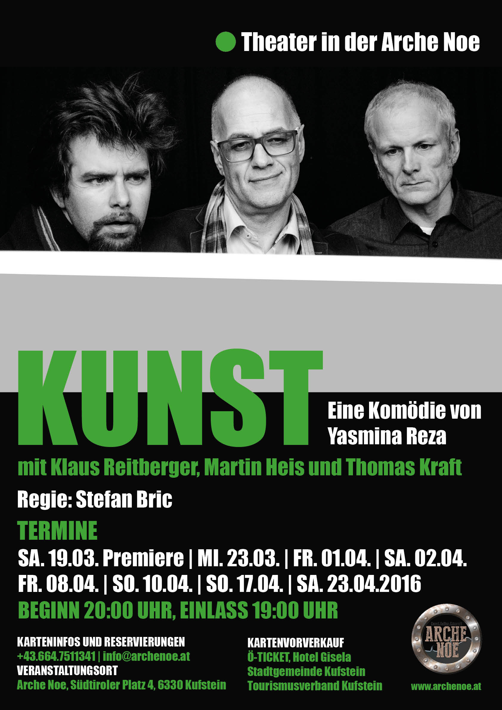 Plakat Theater Kunst WEB